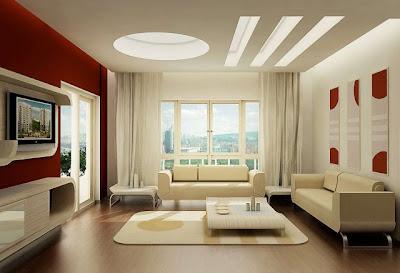 gambar ruang tamu minimalis modern mewah elegan dan