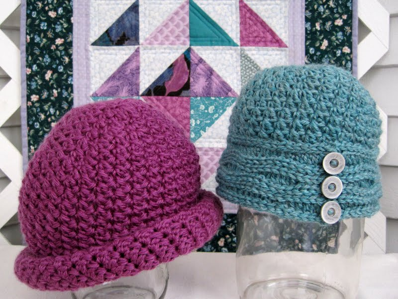 Mr. Micawber\'s Recipe for Happiness: Two Roads Hat Free Crochet ...