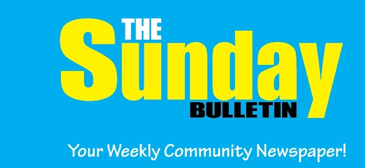 The Sunday Bulletin Letters
