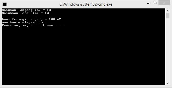 Operator Aritmatika Dasar Pada C++