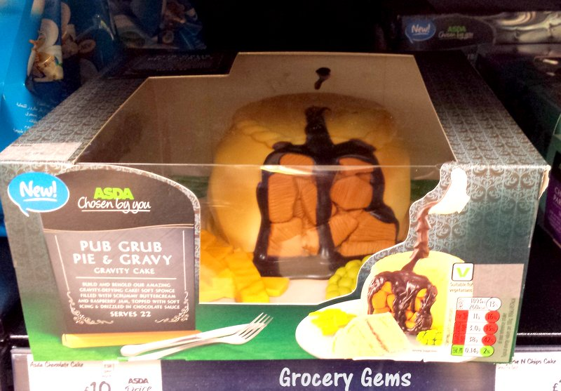 Character Birthday Cakes Asda ~ Grocery gems new instore asda celebration cakes yogurts ice