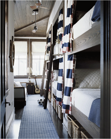 Bunk Rooms for Teenage Boys | Design Inspiration of Interior,room ...