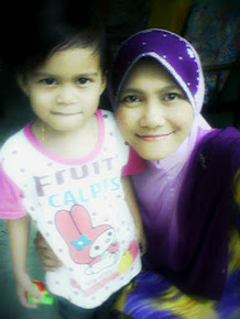 Ummi dan Baby Ikha