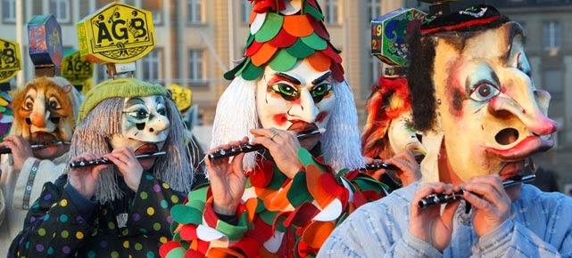Карнавалы в Швейцарии, расписание карнавалов в Швейцарии, карнавалы в 2014 году, лучшие карнавалы в Европе