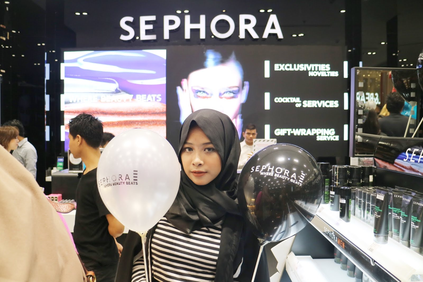 SEPHORA IDN BEAUTY INFLUENCER 2016