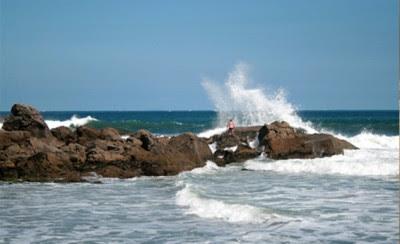 Imagens da Praia Branca