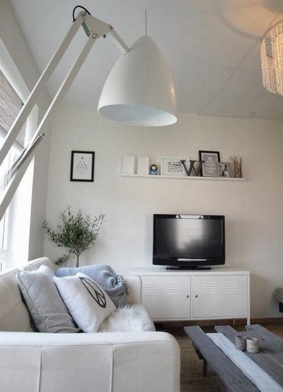 Muebles de television ikea: recibidores baldas ikea (4) decorar tu ...