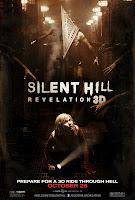 silent hill 2 revelation 3d poster