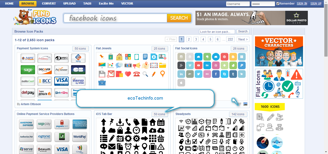 Vector Free Graphics,Icons Download