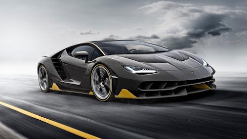Lamborghini lança a Centenario em homenagem aos 100 anos de seu fundador