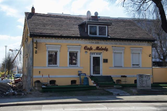 Baustelle Cafe Melody, Hauptstraße 12, 13055 Berlin, 27.03.2014