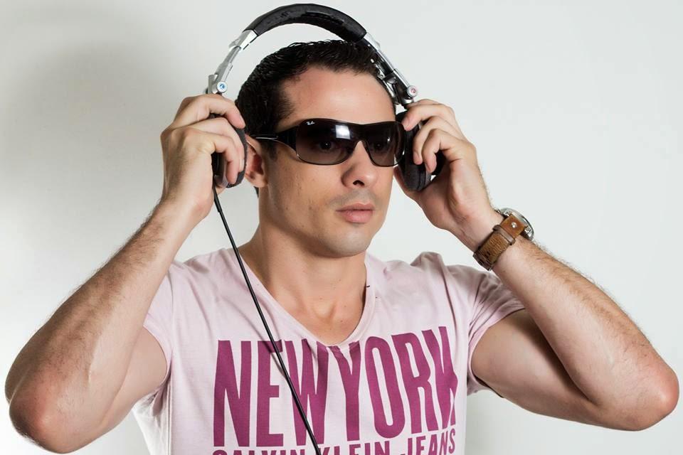 O DJ WALMAR ZANINI TOCA AO LADO DE PERSONALIDADES INTERNACIONAIS