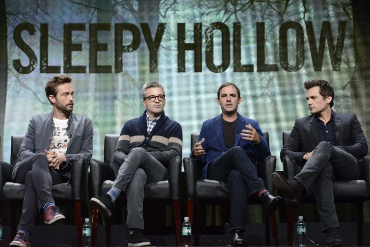 Sleepy Hollow - Season 2 - TCA 2014 Panel Spoilers
