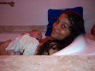 Nasceu Alice, dia 10/02/2012