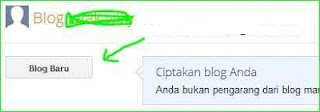 cara mudah membuat website dan blog di blogspot