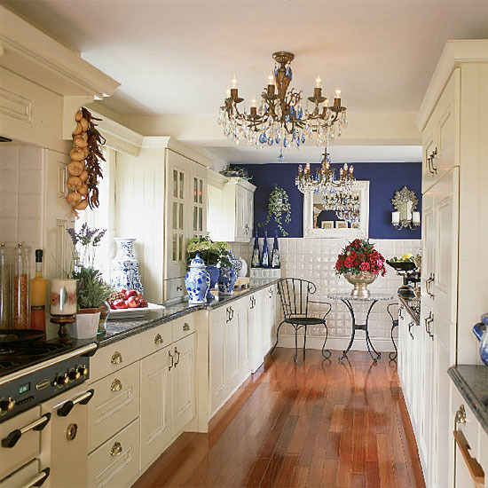New Home Interior Design: More Of Traditional Kitchen