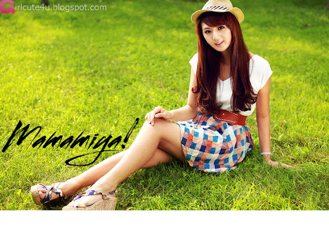 1 Li Yu Fei - Of Summer-Very cute asian girl - girlcute4u.blogspot.com