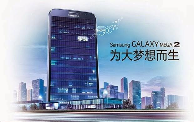 Samsung-galaxy-Mega-2-SM-G750-with-6-inch-display