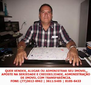 MARCOS THADEU: CORRETOR DE IMÓVEIS