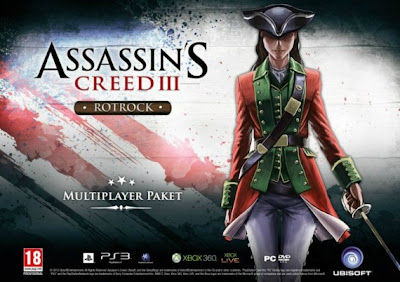 Assasins Creed III Game