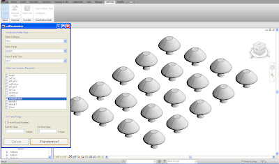 Randomizer Revit Addin - Magic Mushrooms