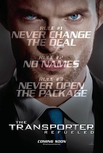 ตัวอย่างหนังใหม่ : The Transporter Refueled  ซับไทย poster