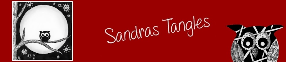 Sandras Tangles :-)