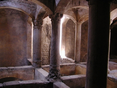 Catacombs of Kom el Shoqafa Photo