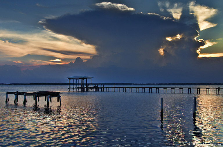 St. Johns River by Heather Hummel