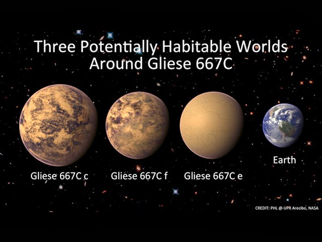 gliese 667cc on gravity - photo #1