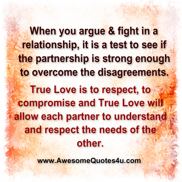 how to argue in a relationship