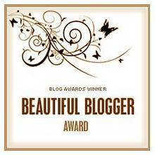 Beautiful Bloggers Award Nomination