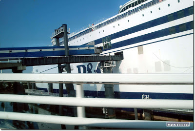 Finger estación marítima