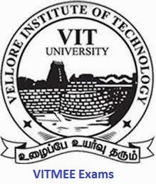Application Form, Exam Date & Syllabus Of VITMEE Exam 2014 @ vit.ac.in