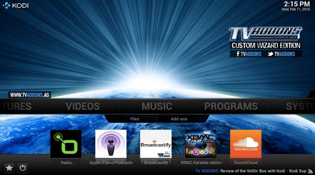 Free Kodi Download For Android, Windows, Mac Os and Other OS