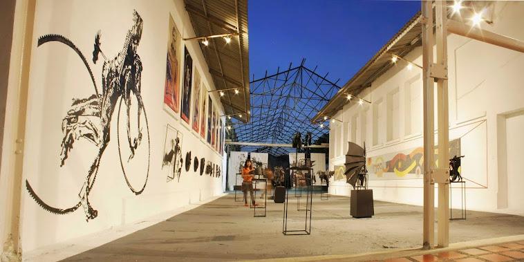 """""""El Viento de Ícaro"""" Museo de Arte Contemporáneo deMaracay (Mayo-Julio 2013)"""