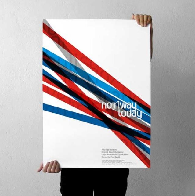 creative poster design - 600×600
