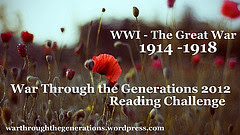 World War I Reading Challenge 2012