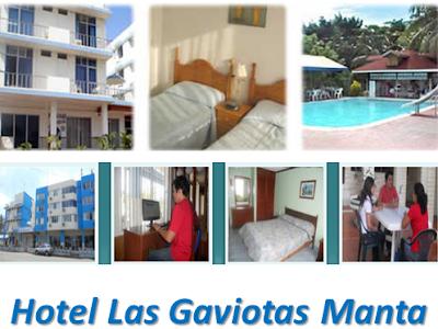 Hoteles en manta económicos Hotel Las Gaviotas Manta