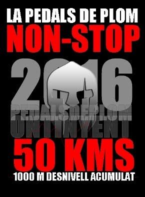 La PEDALSDEPLOM NON-STOP