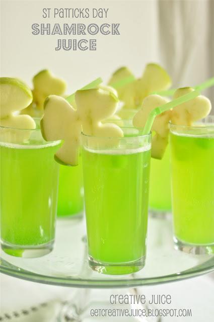 Creative Juice Shamrock Juice