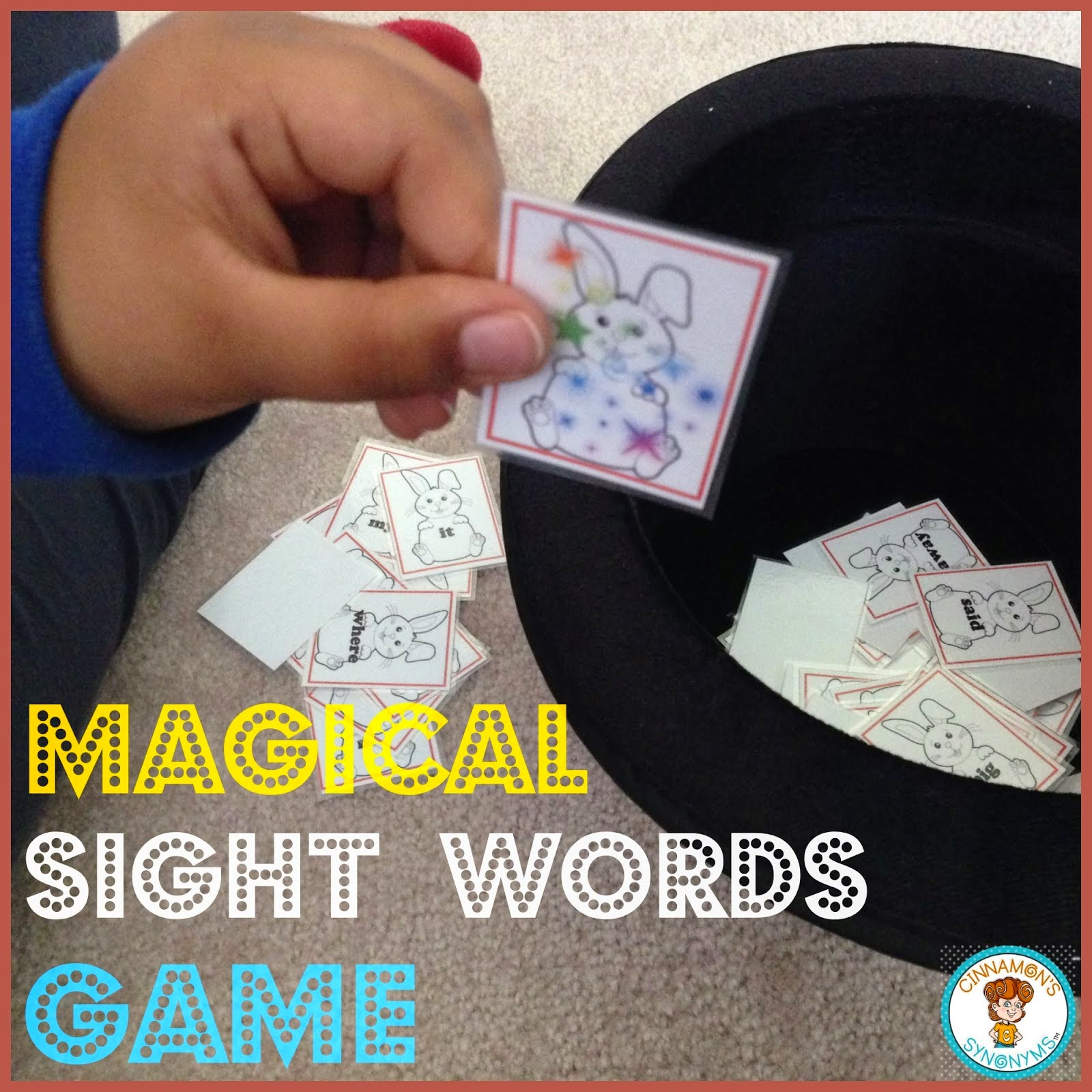 Spice Up Your Sight Words Vocabulary