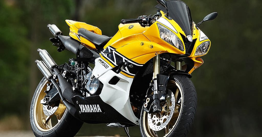Racing caf yamaha rz 500 special for Yamaha rz for sale