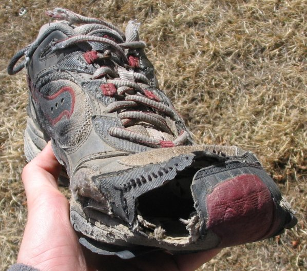 Bad Running Shoes