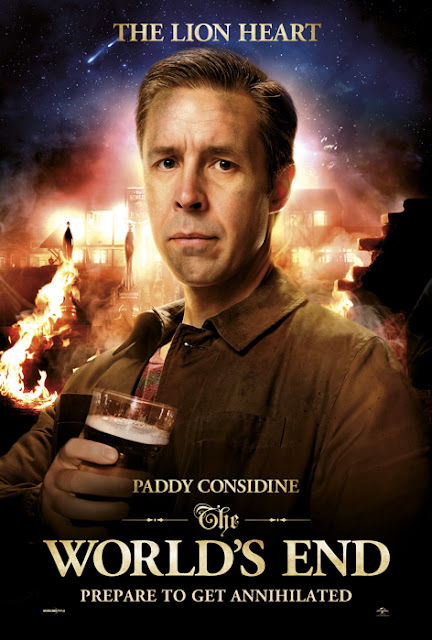 The World's End Paddy Considine as Steven
