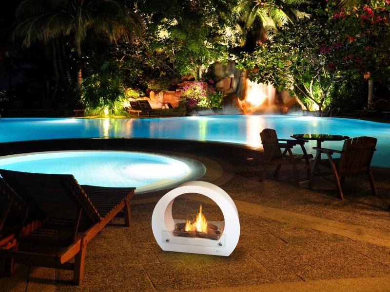 Me mudo. mi casa...: chimeneas de bioetanol: calor y decoración ...