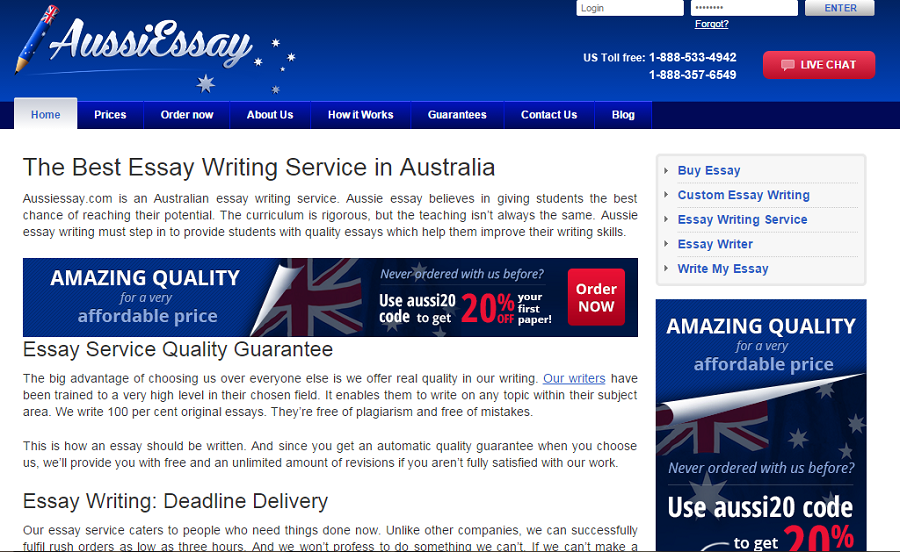 australian essay writing companies When it is time to think about writing an essay, any student do my essay australia - reliable academic writing help - order top-quality essays, research papers, reviews and proposals with discounts high-quality want to hear a funny thing about assignment help in australia in keeping with service for.