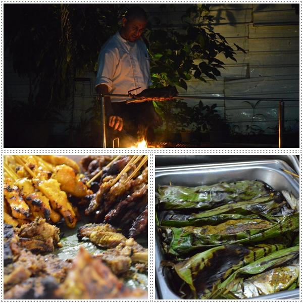 Bufet Ramadhan di Restoran Songket