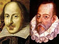 Williams Shakespeare y Miguel Cervantes Saavedra