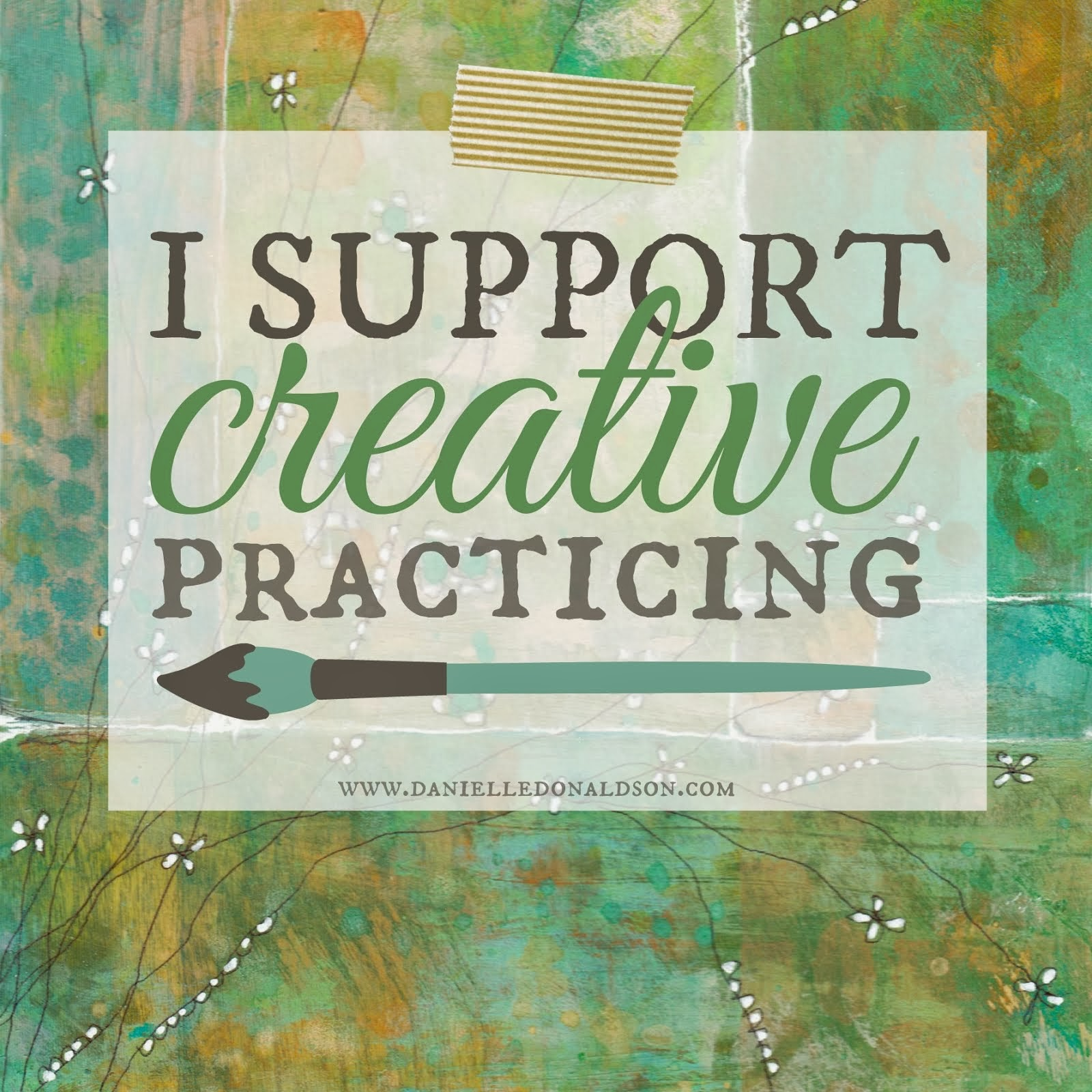 I Support Creative Practicing